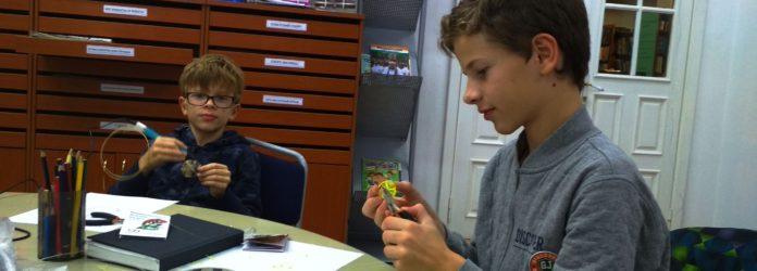 Занятия 3D ручкой (рисование 3д ручкой) для детей в Москве от проекта 3Ддлядетей.рф