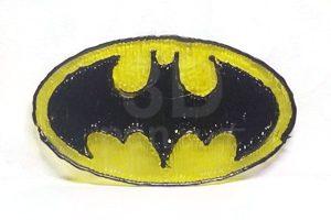 Мастер-класс 3D ручкой от проекта 3Ддлядетей значок бэтмен